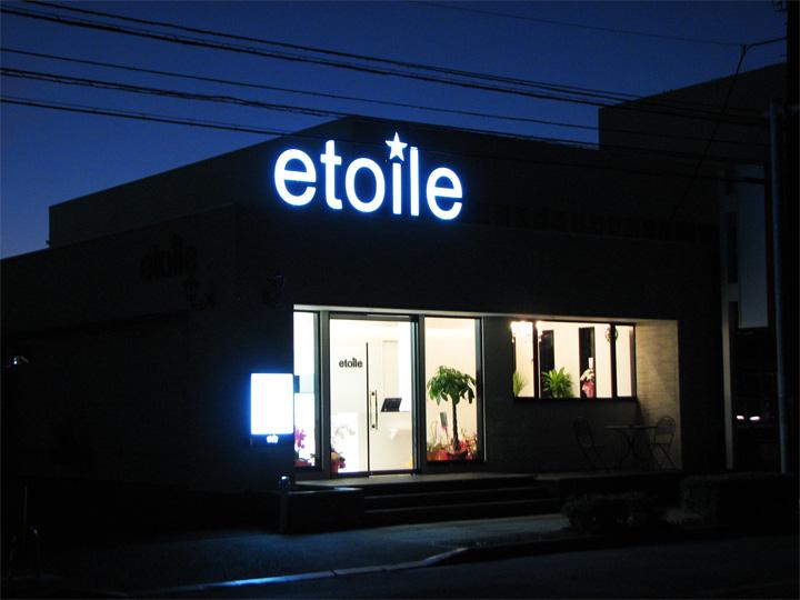etoile LED表面発光 施工実績1