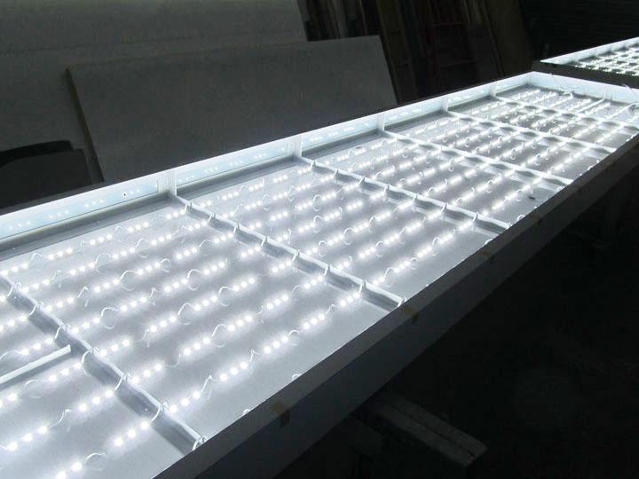 グラッドホーム 様 LED電飾看板 施工実績6