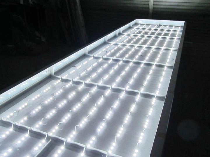 グラッドホーム 様 LED電飾看板 施工実績7