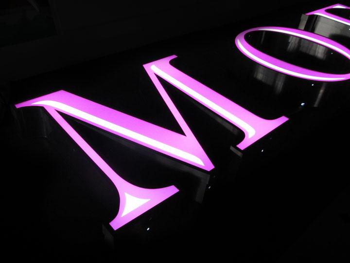 MOERY LED表面発光 施工実績3