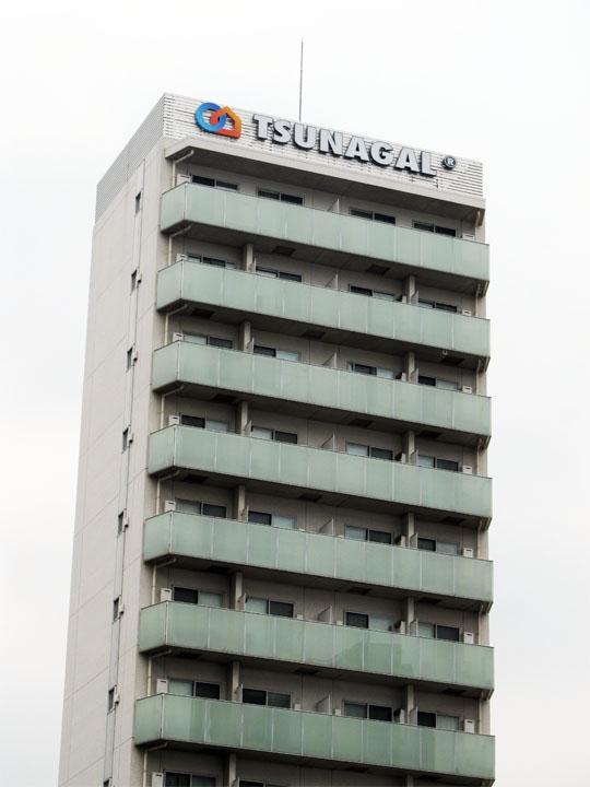 TSUNAGAL 羽田 LED表面発光 施工実績2